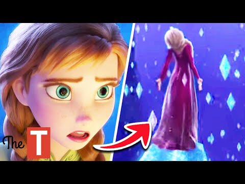 Frozen 2: All Of Elsa's New Powers Explained