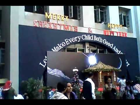 christmas celebration at sda school ahmedabad - YouTube