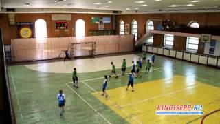 Второй день гандбола в Кингисеппе памяти В.И.Лойко. Наши рвут KINGISEPP.RU