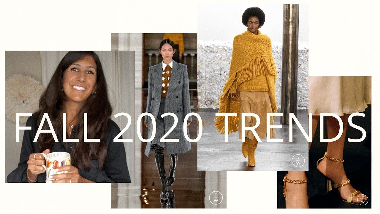Top Fall 2020 Trends: Wearable? Classic? A Slow Fashion Perspective