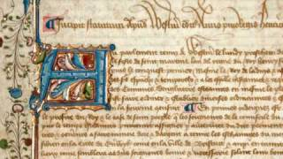 Gothic chant - École de Notre-Dame: Deus misertus Hominis