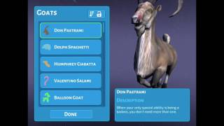 HOW TO GET OFF OF MOON/ GO TO SPACE| Goat Simulator Payday