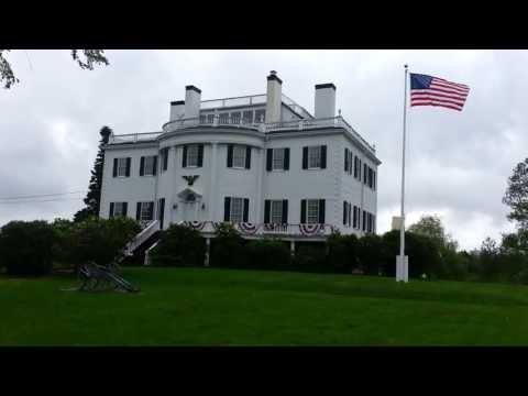 General Henry Knox Mansion.Thomaston, Maine