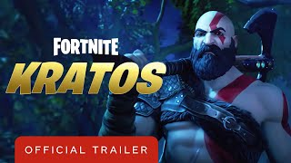 Fortnite Season 5 - Official Kratos Trailer