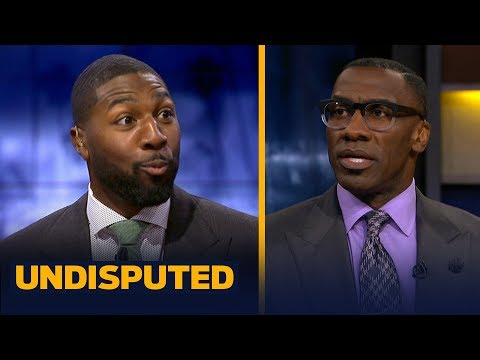 Greg Jennings joins Skip and Shannon to discuss Aaron Rodgers and the Packers | NFL | UNDISPUTED