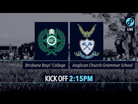GPS Rugby 2016: Brisbane Boys