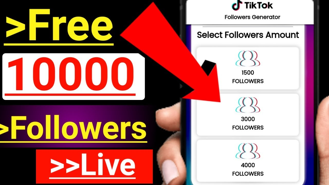 Download How to get 1000 Tiktok Followers,Likes and views in 5 Minutes in 2021   (Working Method).
