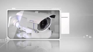 Аналоговая камера для видеонаблюдения. Видеокамера для видеонаблюдения на улице(Видеонаблюдение: уличная камера для видеонаблюдения ActiveCam - промо ролик для аналоговых видеокамер высоког..., 2013-05-28T16:59:18.000Z)