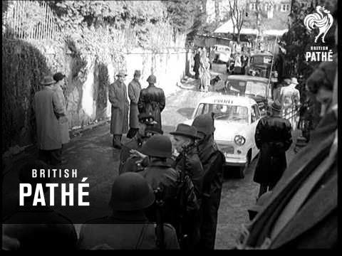 Berne - 36 Hours Siege At Legation (1955)