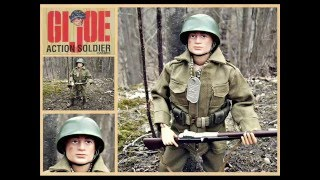 GI Joe Action Soldier - Fighting Ace Uniforms