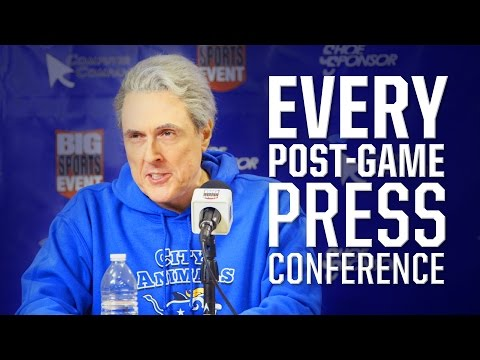 Every Press Conference Ever (ft. Weird Al Yankovic)