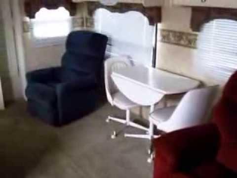 2005 Thor Adirondack Travel Trailer With White Interior Youtube