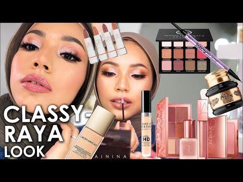 Boujee Raya Look! | Khainina Khalil