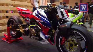 Pameran jentera Art of Speed 2017