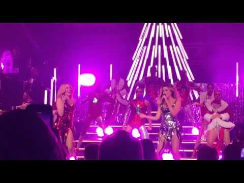 Kylie And Dannii Minogue - 100 Degrees (Live At The Royal Albert Hall) #KylieChristmas