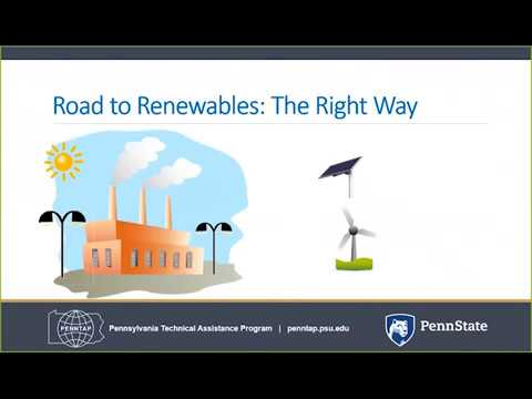The Road to Alternative Energy