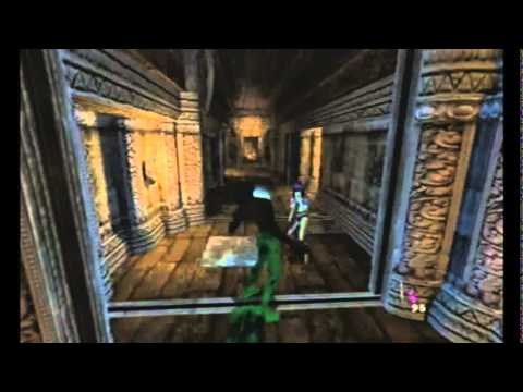 Let's Play Eternal Darkness: Sanity's Requiem 3 (Barefoot Tomb Raiding)