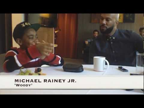 """COMMON & MICHAEL RAINEY JR. (part 1) - """"LUV"""""""