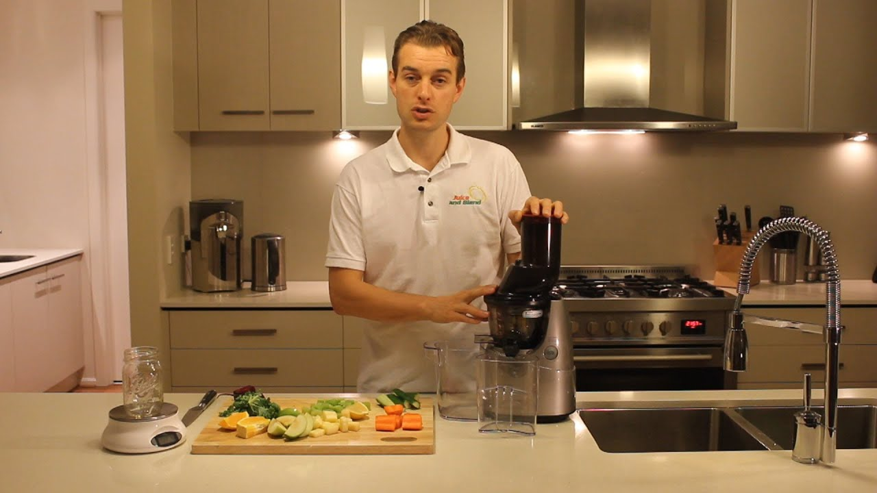 Kuvings Whole Slow Juicer Thailand : Juice and Blend Juicer Test - Kuvings B6000 Whole Slow ... Doovi