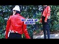 ✂️ DIY : HOW TO | LACE UP JACKET 2017
