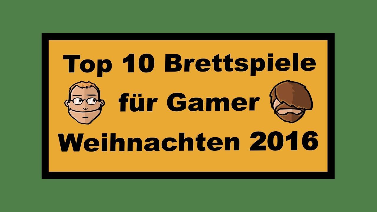 Top Ten Weihnachtsessen.Top 10 Brettspiele Für Gamer Weihnachten 2016 Geschenktipps