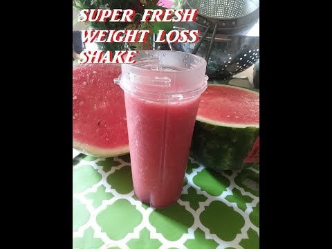 SUMMER SMOOTHIE: Weight Loss Smooth