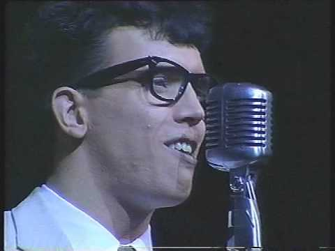 Buddy Holly Story - Not Fade Away - Peggy Sue - Part 1