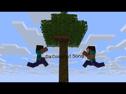 Coconut Song (Da Coconut nut) - Minecraft Animation