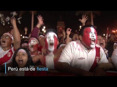 Fiesta en Perú