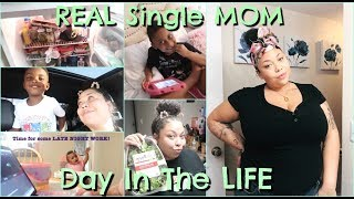It's NOT Easy but WE Get it Done! | REAL AF Single MOM DITL
