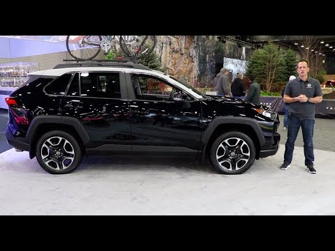 Is The 2019 Toyota RAV4 Adventure The TOP Crossover CHOICE?
