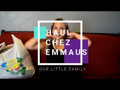 HAUL CHEZ EMMAUS