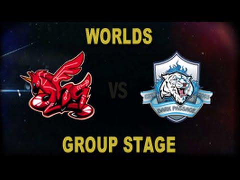 AHQ vs DP - 2014 World Championship Groups A and B D4G2
