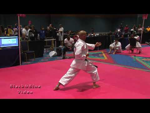 Traditional Kata From The 2019 U S Open World Martial Arts Championships