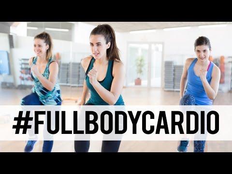 Eliminar grasa con una rutina completa | 45 minutos FULL BODY CARDIO