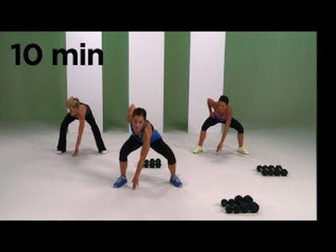 Postnatal SlimDown Cardio Workout