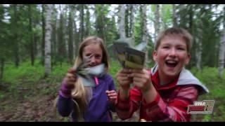 Students find Buried Treasure in Alaska