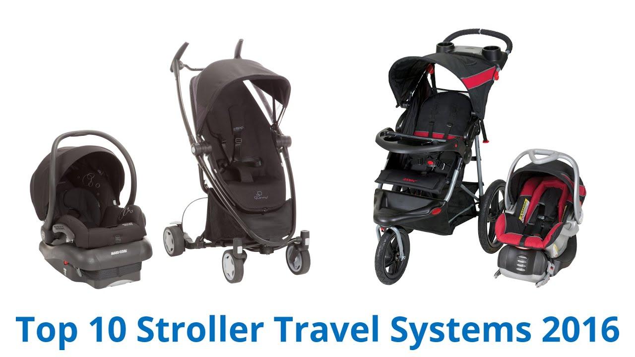 10 Best Stroller Travel Systems 2016