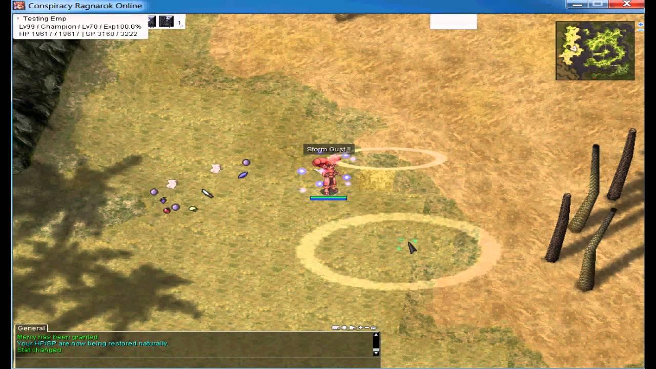Conspiracy Ragnarok Online [ Modified GRF & Anti Shake ] by Ellis Ceazar