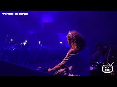 dancefloor Tv. MONIKA KRUSE @ TIME WARP MANNHEIM 2013