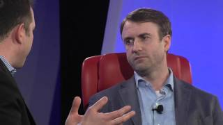 Watch Machine Zone's CEO freak out a room of media people — full interview Code/Media 2016
