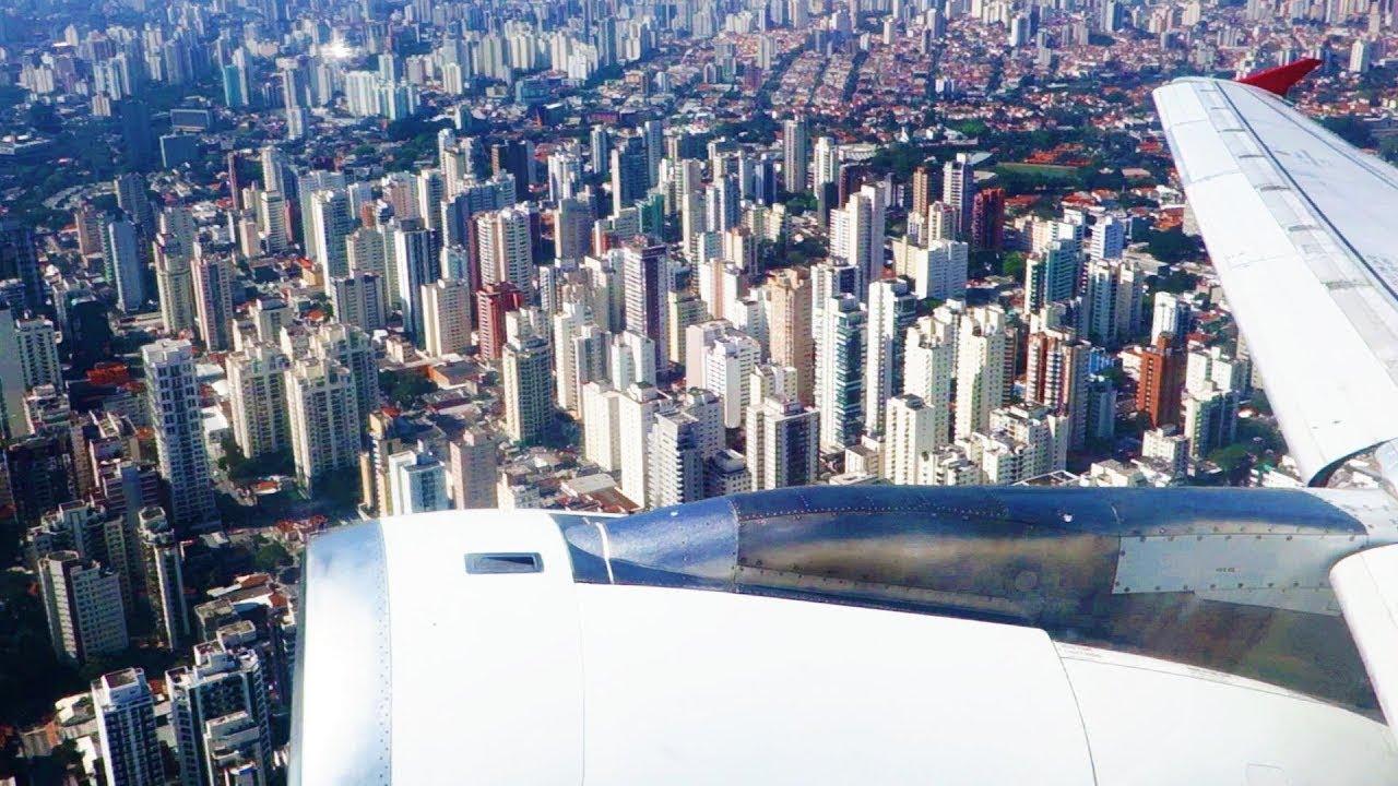 Flughafen Sao Paulo Abflug