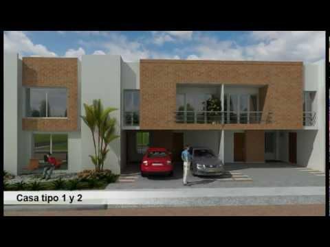 Vivienda multifamiliar los naranjos pitalito huila doovi for Casa moderna minimalista interior 6m x 12 50m