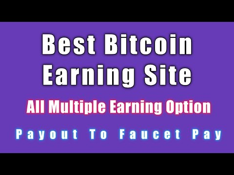 Honestly Bitcoin Earning Site | How to earn bitcoin without investment