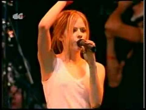 Avril Lavigne - Live in Madrid (Spain) [07.09.2004]