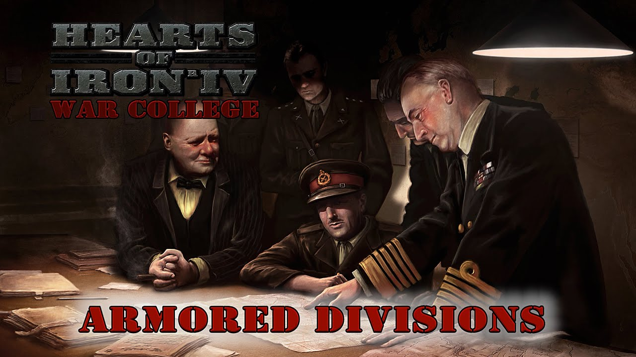 War Machine: Division Theory in Hearts of Iron IV | Wargamer