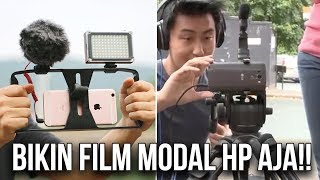 Video 5 AKSESORIS MURAH SMARTPHONE UNTUK BIKIN FILM PROFESIONAL download MP3, 3GP, MP4, WEBM, AVI, FLV Juli 2018