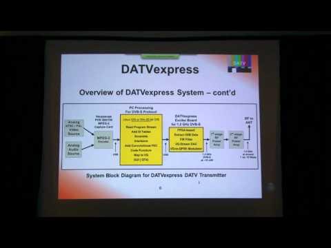 2011 DCC -  DATV Express