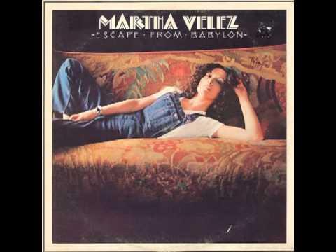 Escape From Babylon-Martha Velez -Full Album. normaal