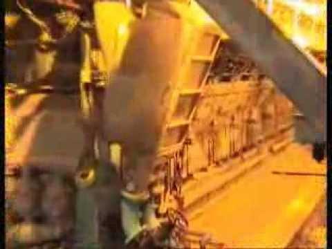Brogborough Mirrlees Duel Fuel Diesel Landfill Gas Power Station